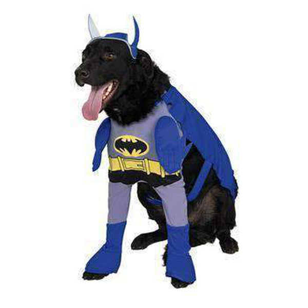 Batman 'The Brave & The Bold' Dog Halloween Costume, Pet Clothes, Furbabeez, [tag]