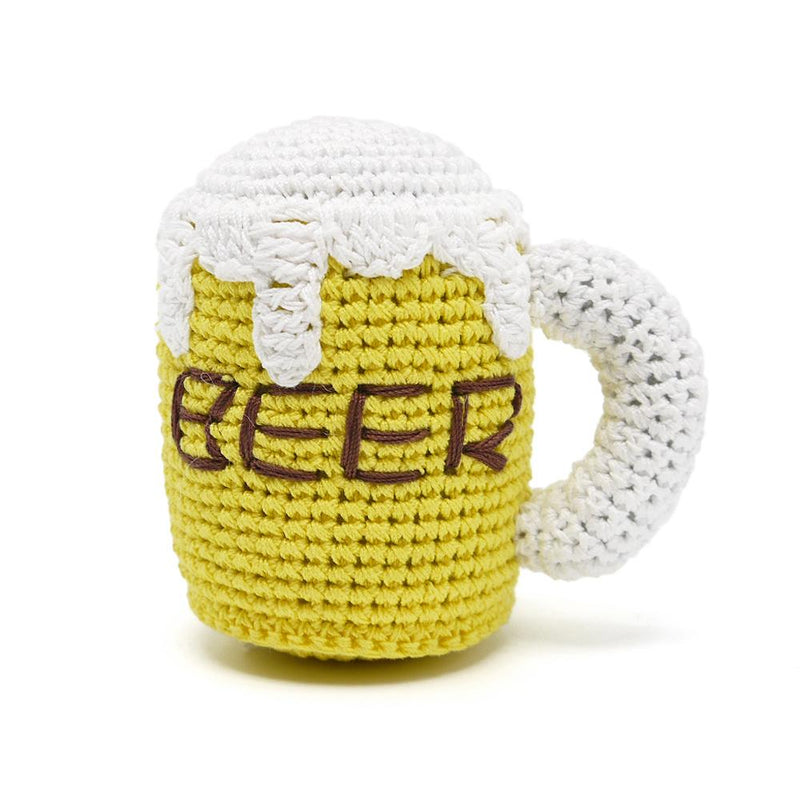 Beer Mug Dog Toy Pet Toys DOGO