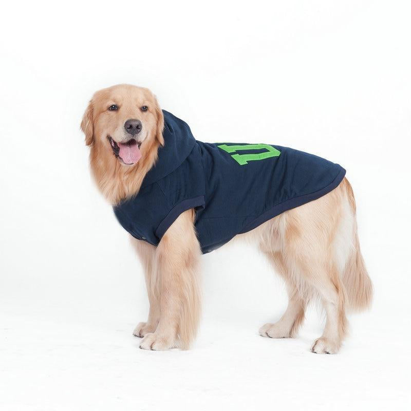 Big Dog USA Dog Hoodie, Pet Clothes, Furbabeez, [tag]
