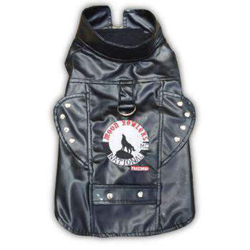 Biker Harness Vest by Doggles - Moon Howlers, Collars and Leads, Furbabeez, [tag]