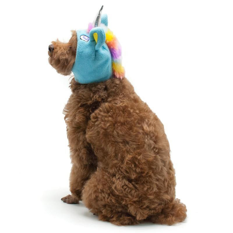 Blue Unicorn Dog Hat, Pet Accessories, Furbabeez, [tag]