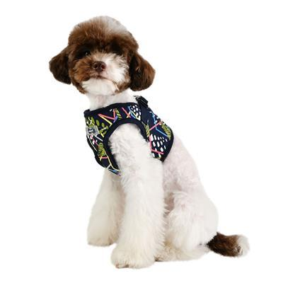 Botanical Dog Harness - Step-In Collars and Leads Puppia