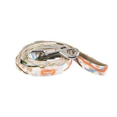 Botanical Lead Collars and Leads Puppia Medium Beige