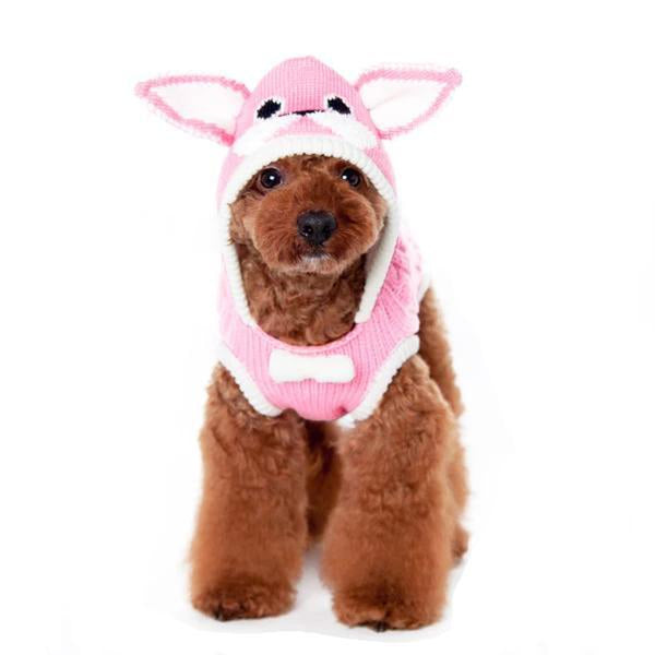 Bunny Dog Sweater, Pet Clothes, Furbabeez, [tag]