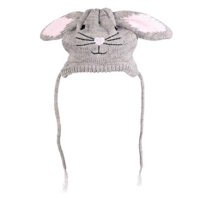 Bunny Wool Beanie Dog Hat Pet Accessories Worthy Dog