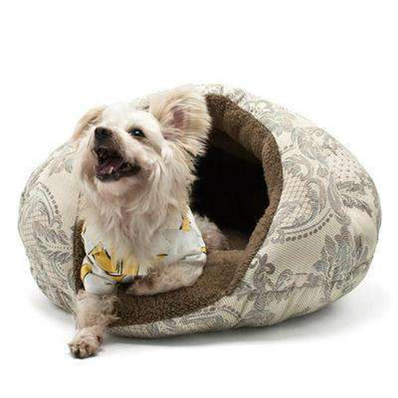 Burger Bed Baroque, Pet Bed, Furbabeez, [tag]