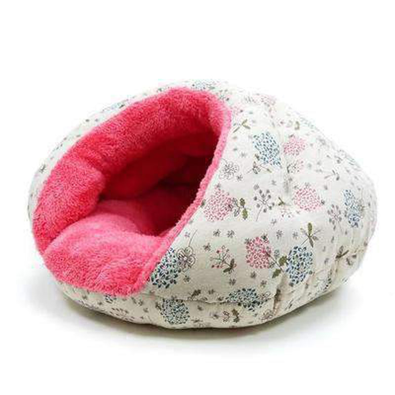 Burger Bed Dandelion, Pet Bed, Furbabeez, [tag]