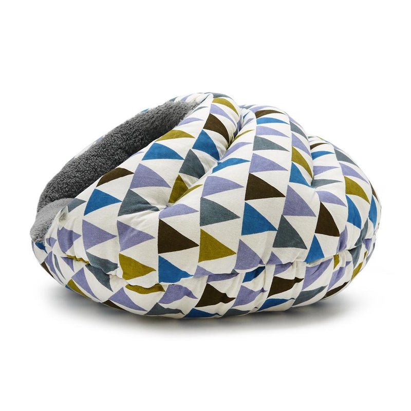 Burger Dog Bed Triangles, Pet Bed, Furbabeez, [tag]