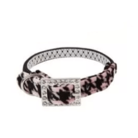 Buttons Cat Collar by Catspia Collars and Leads Catspia Pink