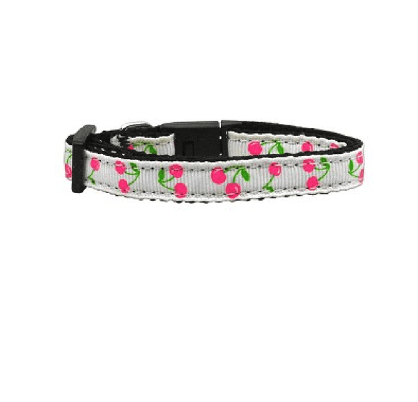 Cherries Dog Collar & Leash, Collars and Leads, Furbabeez, [tag]