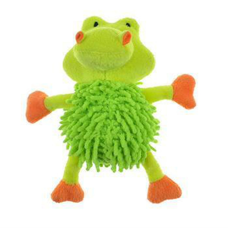 Chomper Mini Moppy Safari Pals Dog Toy - Gator Pet Toys Pet Edge