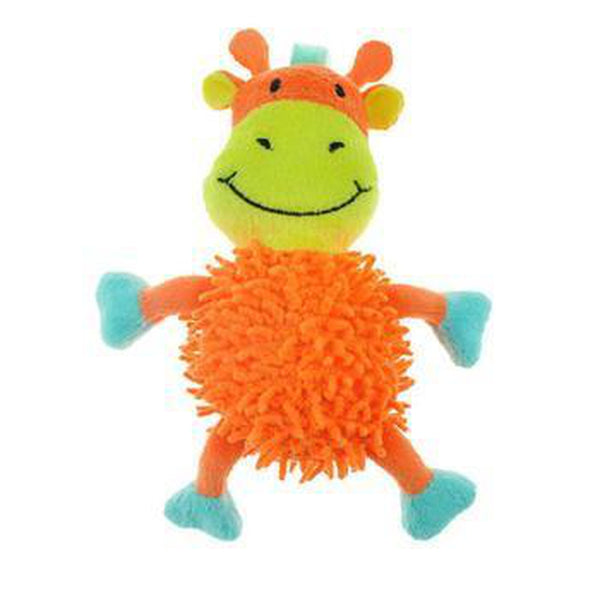 Chomper Mini Moppy Safari Pals Dog Toy - Giraffe, Pet Toys, Furbabeez, [tag]