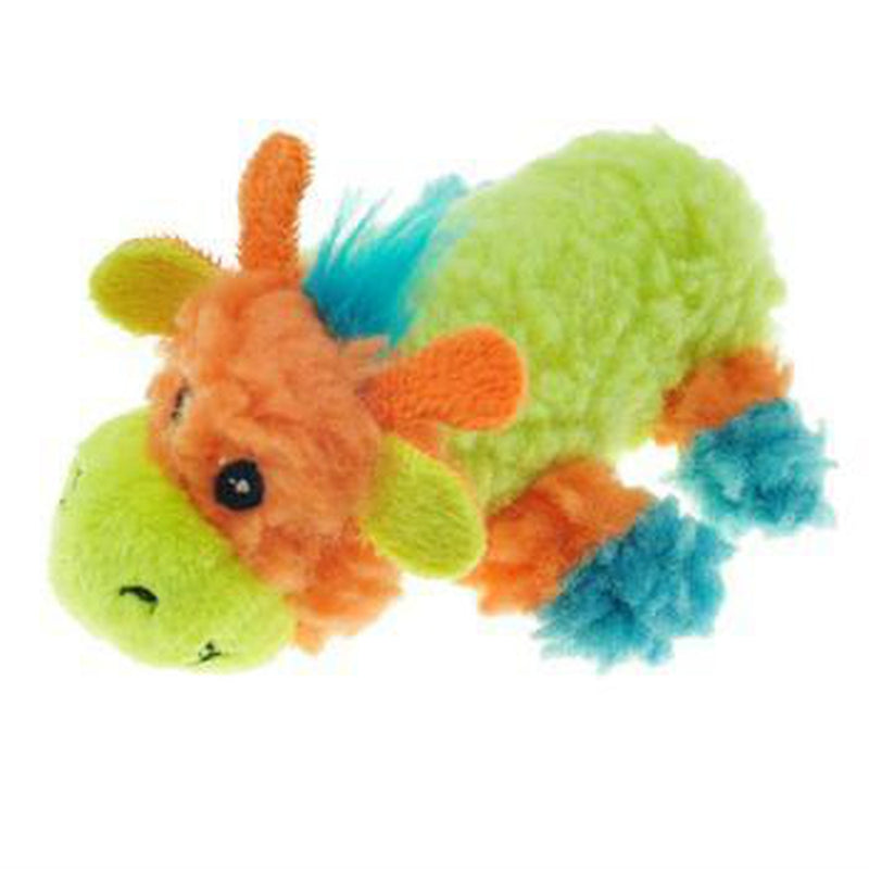 Chomper Mini Sherpa Fleecy Friends Dog Toy - Giraffe, Pet Toys, Furbabeez, [tag]