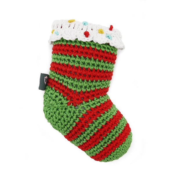 Christmas Stocking Dog Toy, Pet Toys, Furbabeez, [tag]