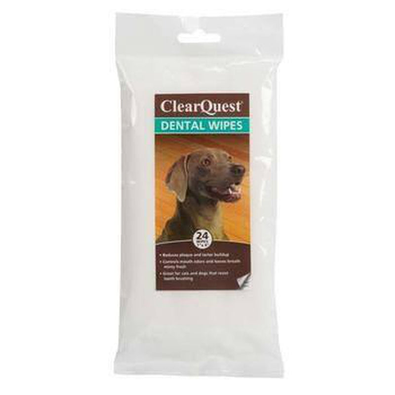 ClearQuest Pet Dental Wipes, Pet Accessories, Furbabeez, [tag]