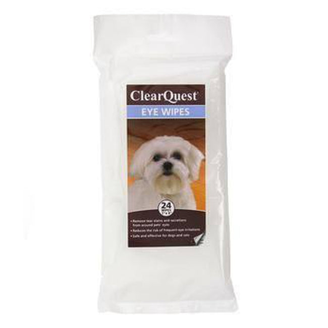 ClearQuest Pet Eye Wipes, Pet Accessories, Pet Retail Supply, Furbabeez