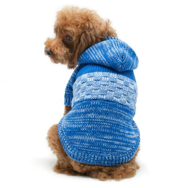Colorblock Dog Sweater Coat, Pet Clothes, Furbabeez, [tag]
