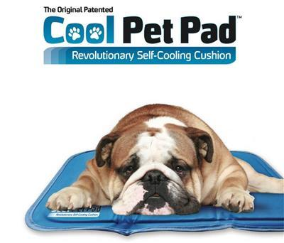 Cool Waterless Pet Pad Pet Bed Green Pet Shop