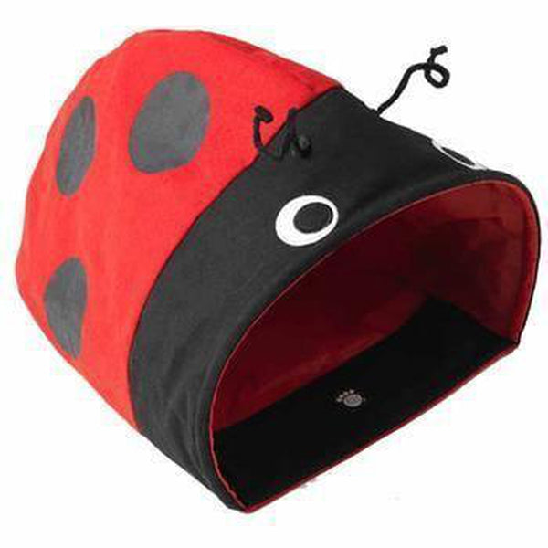 Ladybug Cat Bed, Pet Bed, Furbabeez, [tag]