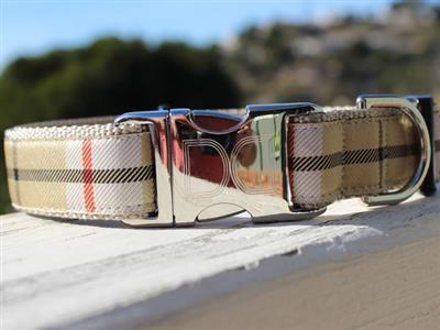 Custom Engraved Barkley Dog Collar - Small Sizes Collars and Leads Diva Dog