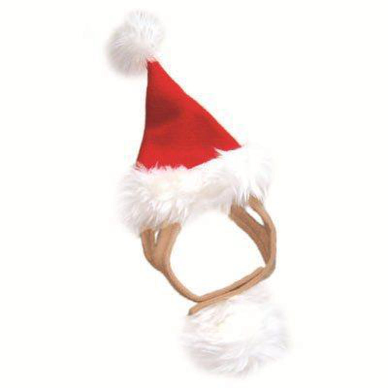 Cute Santa Dog Hat Pet Accessories DOGO