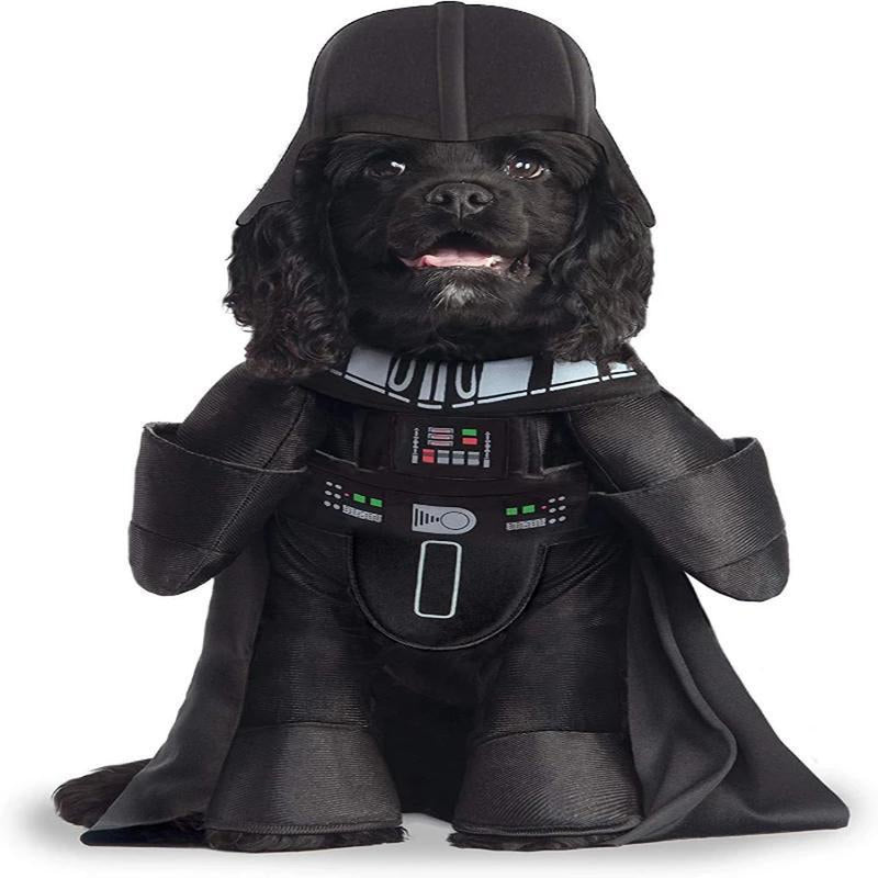 Darth Vader Dog Costume, Pet Clothes, Furbabeez, [tag]