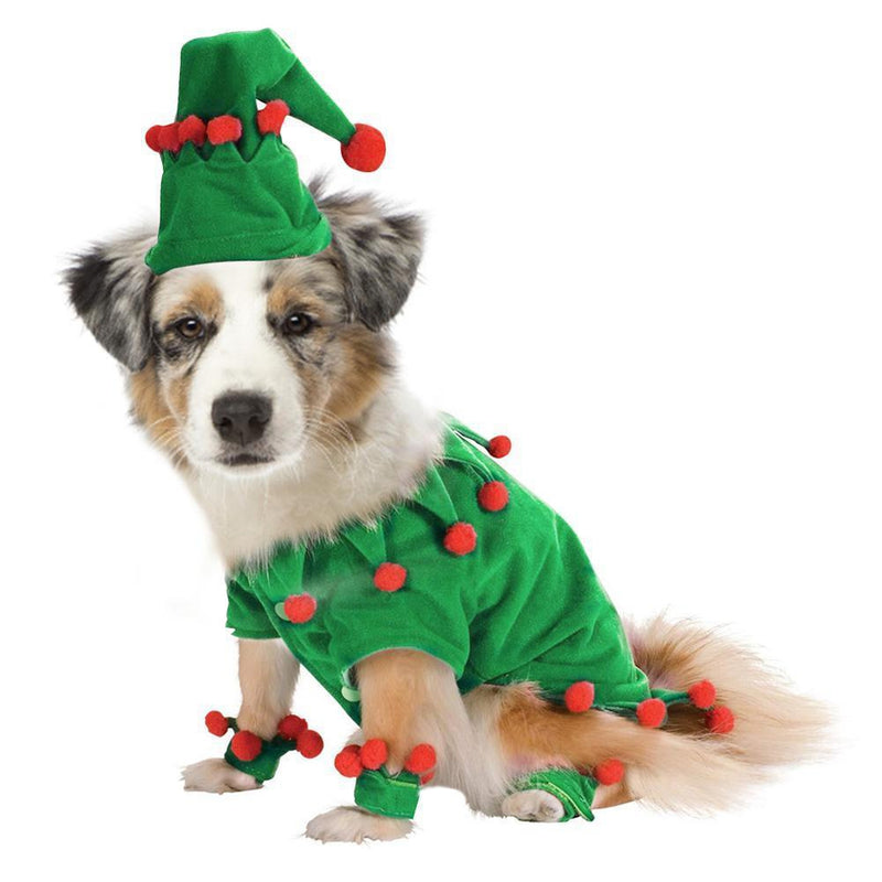 Dog Elf Costumes, Pet Clothes, Furbabeez, [tag]