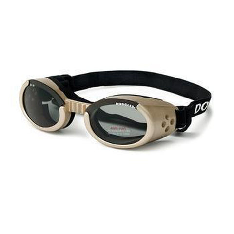 Doggles - ILS Chrome Frame with Smoke Lens