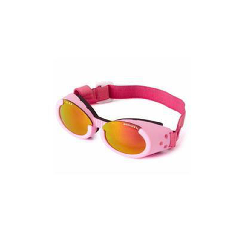 Doggles - ILS2 Pink Frame with Sunset Lens, Pet Accessories, Furbabeez, [tag]