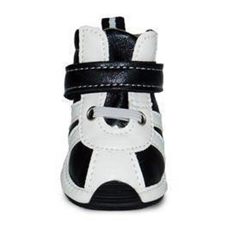 Runner Dog Sneakers by Dogo - Black Pet Clothes DOGO