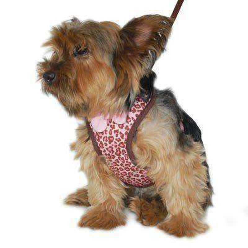EasyGo Leopard Dog Harness by Dogo, Collars and Leads, Furbabeez, [tag]