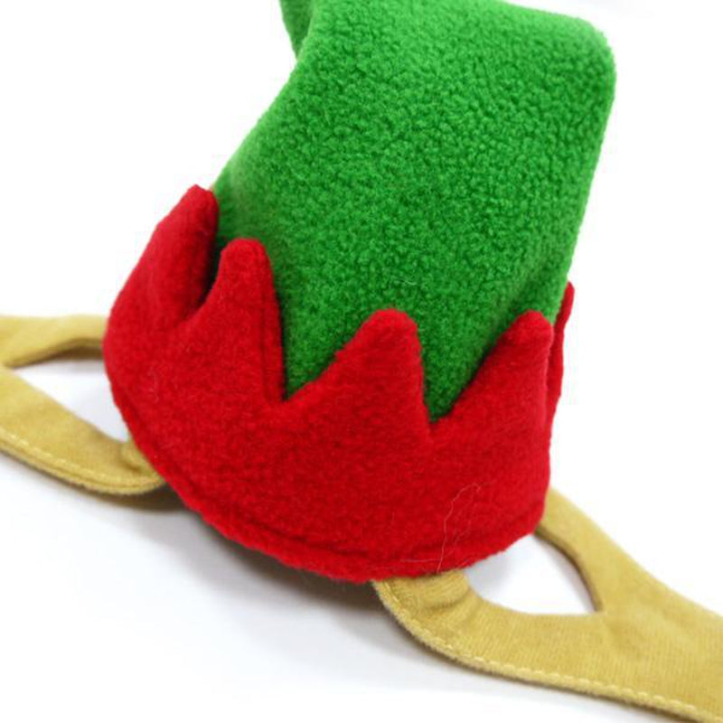 Elf Christmas Dog Hat, Pet Accessories, Furbabeez, [tag]