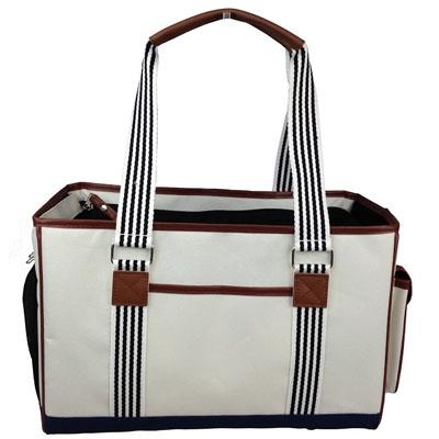 Fashion 'Yacht Polo' Dog Carrier Pet Accessories Pet Life