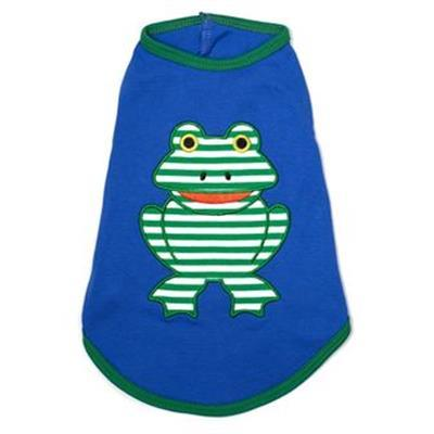 Frog Dog Tee Pet Clothes Worthy Dog