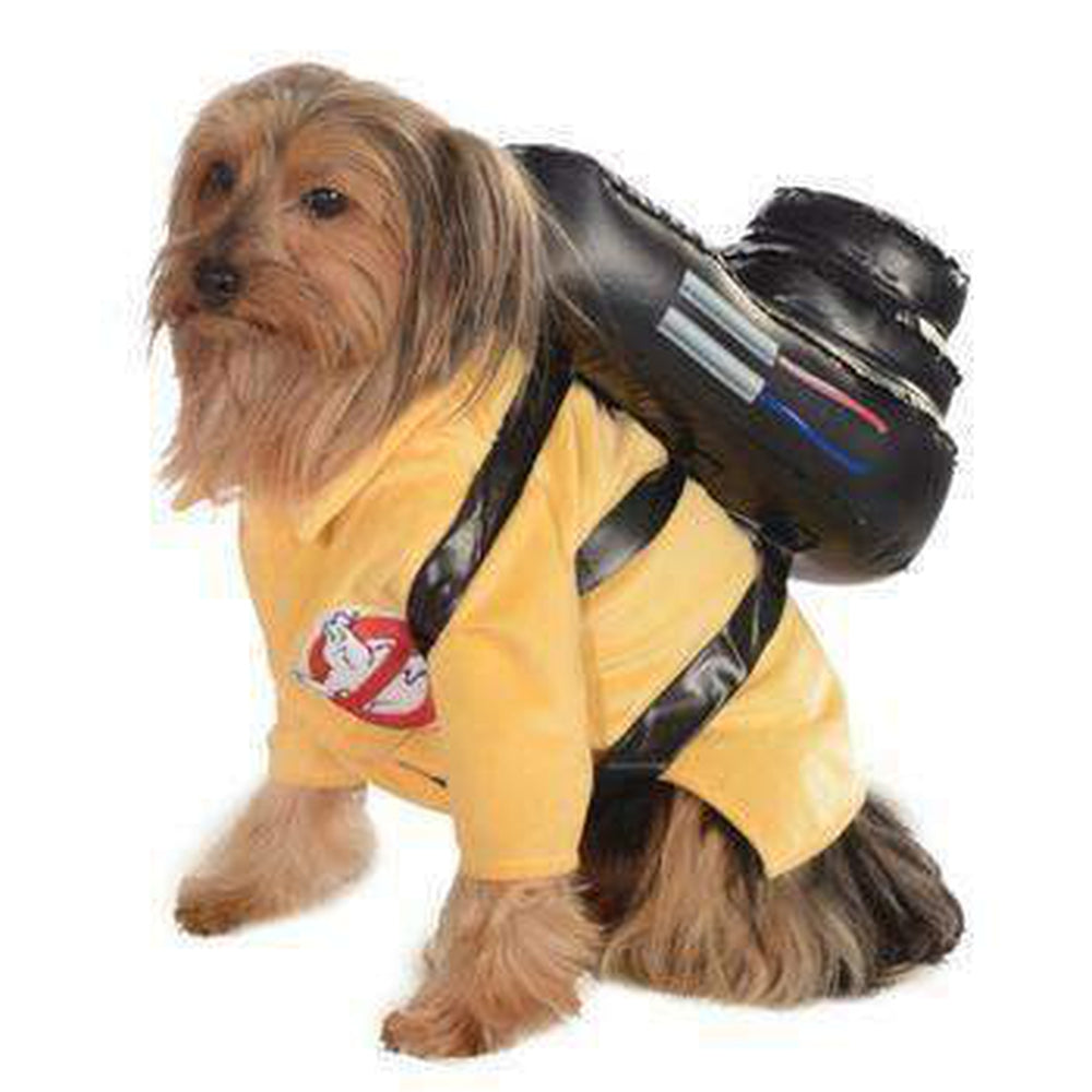 Ghostbusters Dog Costume, Pet Clothes, Furbabeez, [tag]