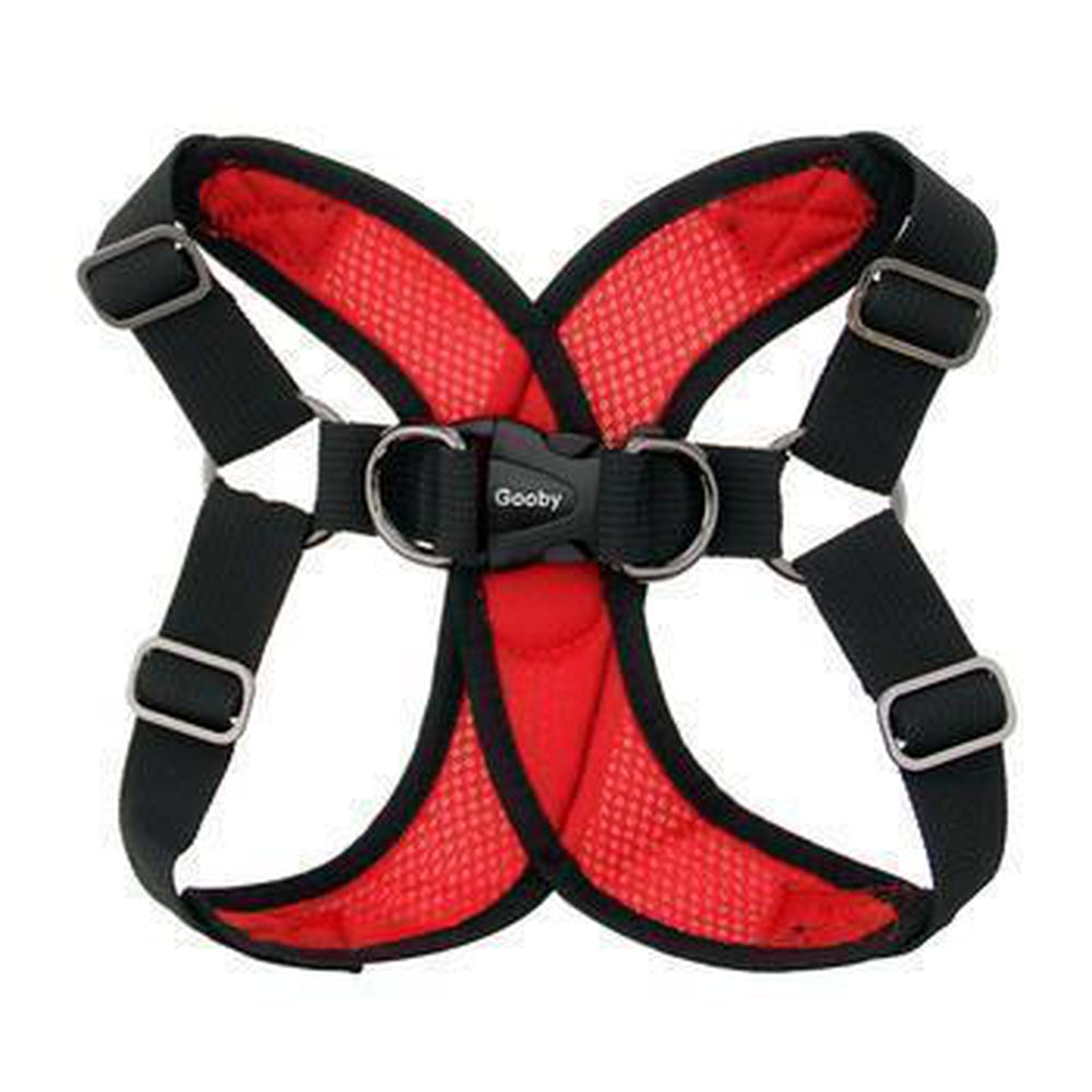 Gooby Comfort X Step-In Dog Harness, Collars and Leads, Furbabeez, [tag]