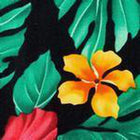 Hawaiian Line Dog Bandana by Push Pushi - Black, Collars and Leads, Furbabeez, [tag]