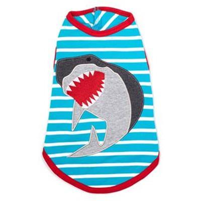 Jaws Dog Tee Pet Clothes Worthy Dog