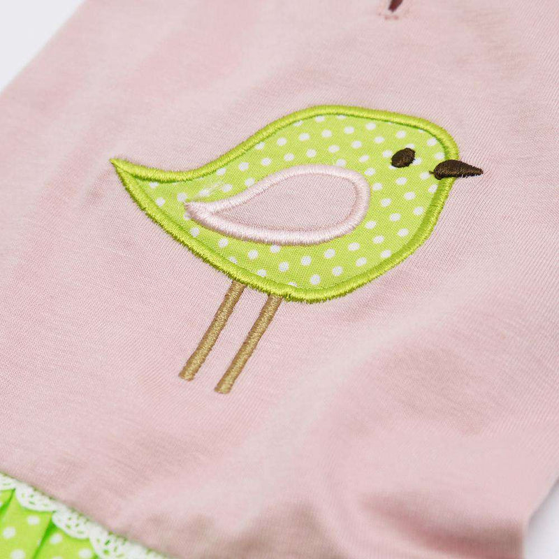 Little Birdy Dog Dress, Pet Clothes, Furbabeez, [tag]