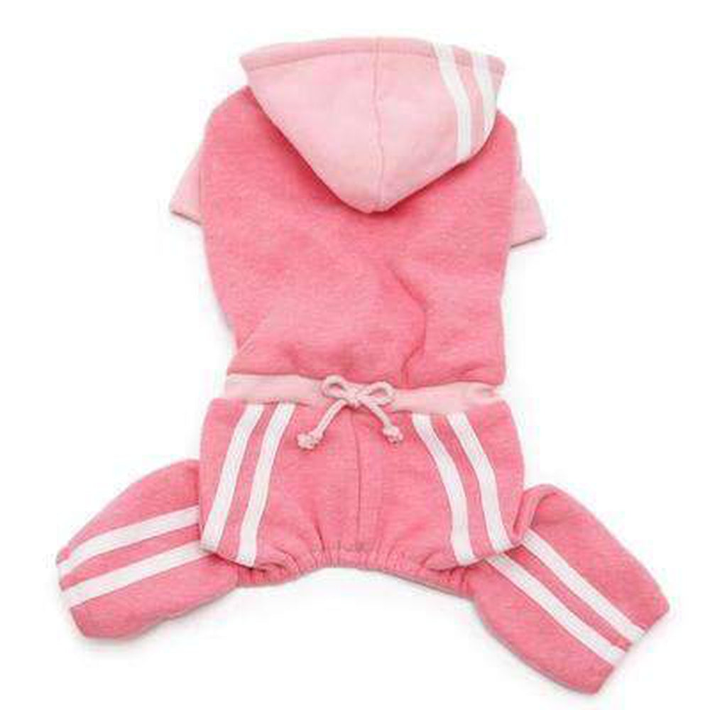 Lounge Tracksuit Pet Clothes DOGO X-Small Pink