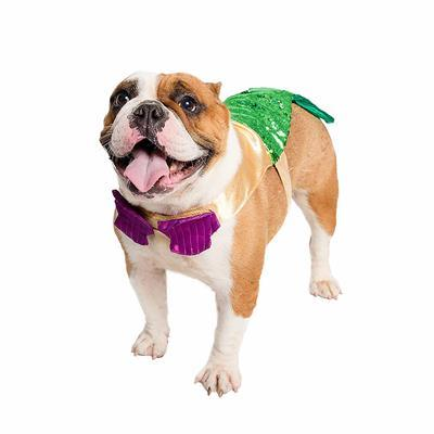 Mermaid Pet Dog Costume Pet Clothes Pet Krewe Medium/Large