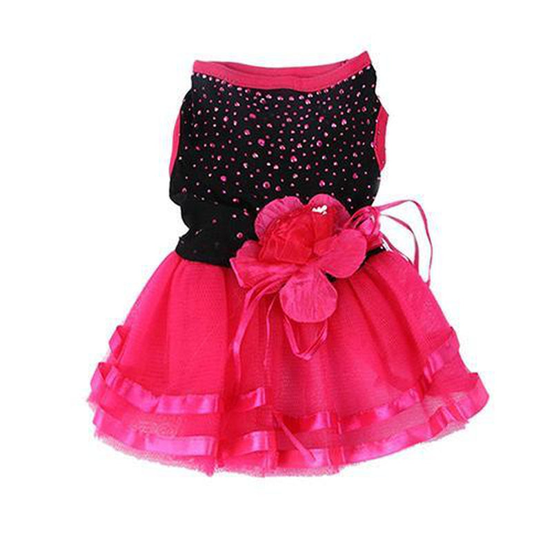 Mia Party Dog Dress Pet Clothes Oberlo