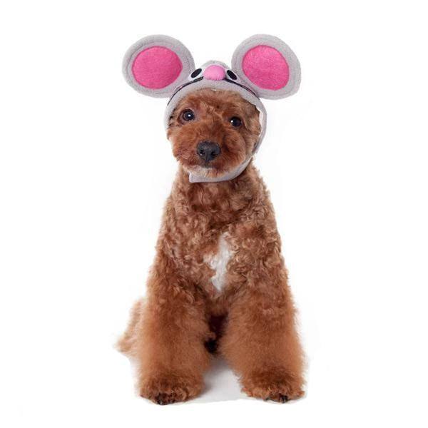 Mouse Dog Hat Pet Accessories DOGO