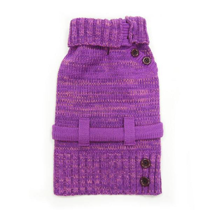Multiway Turtleneck Dog Sweater, Pet Clothes, Furbabeez, [tag]