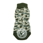 Non-Skid Dog Socks - Green Camo, Pet Clothes, Furbabeez, [tag]