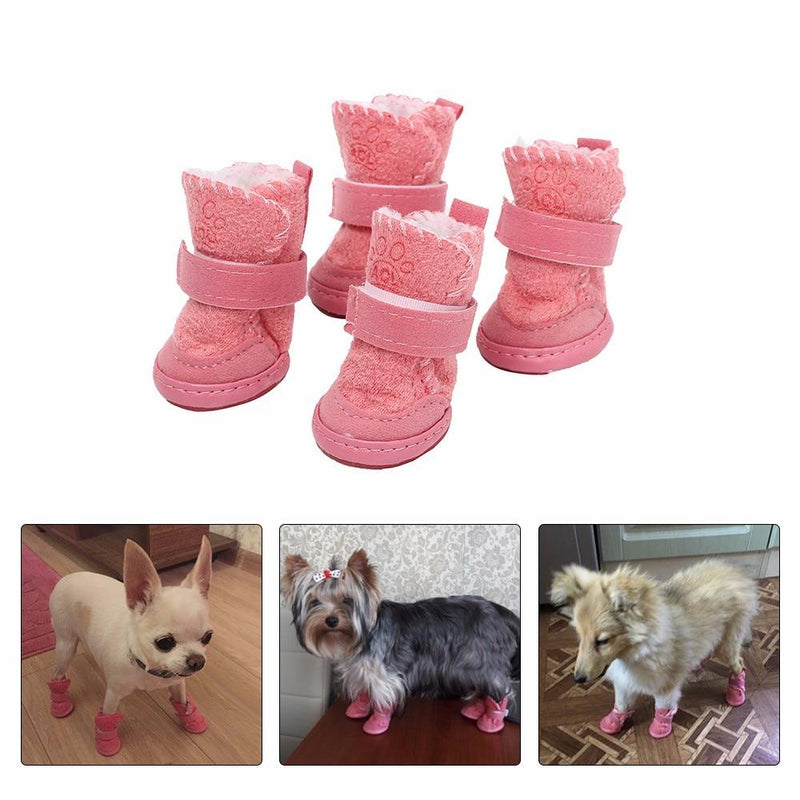Pawgglys Dog Boots Pet Clothes Oberlo