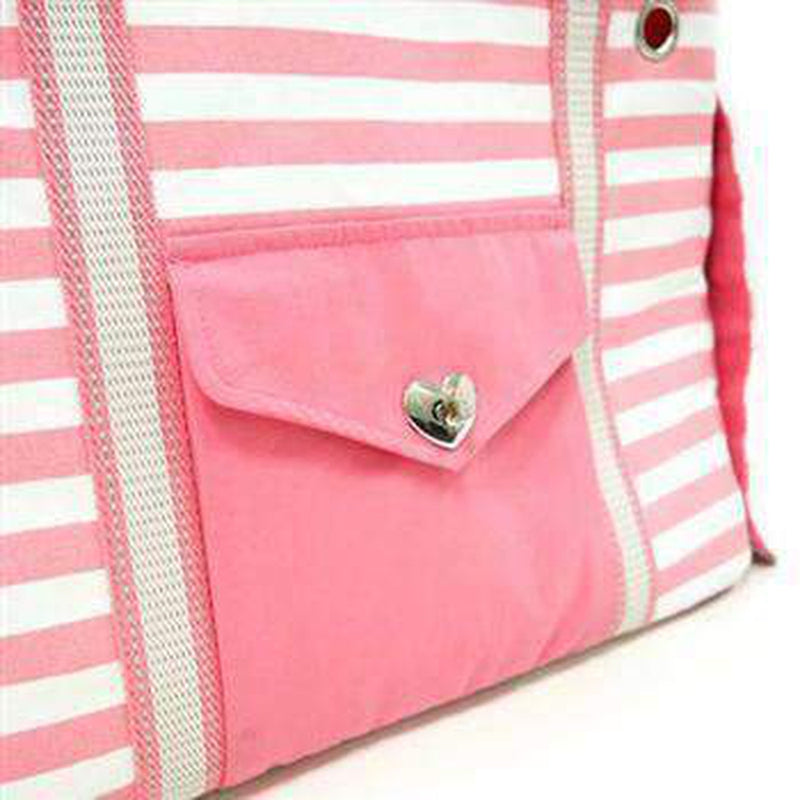 Pink Pet Tote, Pet Accessories, Furbabeez, [tag]
