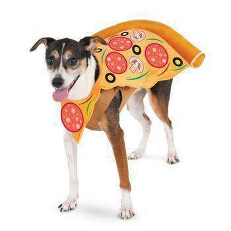 Pizza Slice Pet Costume, Pet Clothes, Furbabeez, [tag]