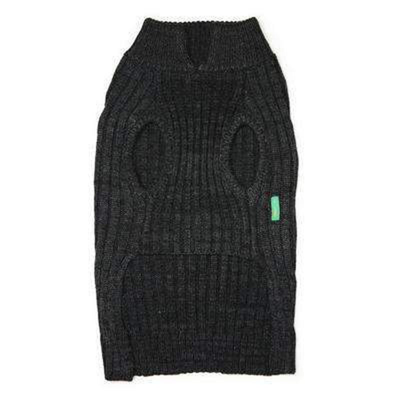 PP Basic Turtleneck Charcoal, Pet Clothes, Furbabeez, [tag]