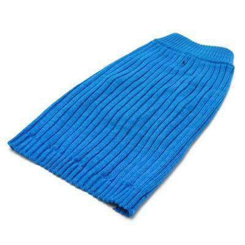 PP Basic Turtleneck Blue, Pet Clothes, Furbabeez, [tag]